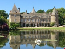 Photo 1 of Elegant Tower Wing in Historic Chateau in Normandy