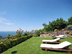 Photo 1 of Reviews of Charming Apartment Near Sorrento Overlooking Gulf of Naples