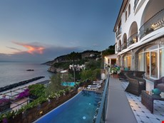 Photo of Luxury Seafront Villa Close To a Beach and Near Sorrento
