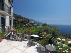 Photo 2 of Large Villa near Amalfi Overlooking the Sea