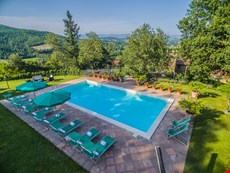 Photo 1 of Reviews of Beautiful Tuscan Villa with Medieval Tower near Charming Town