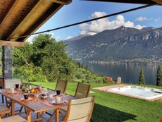 Photo of Beautiful Lake Como Villa overlooking Bellagio