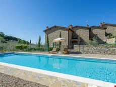 Photo 2 of Reviews of Country Villa in heart of Chianti centrally located close to regions' history, art, restaurants.