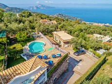 Photo 2 of Sant'Agata Sui Due Golfi villa with ocean views, pool, near shops and restaurants