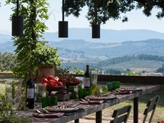 Photo 2 of Private luxury villa near Florence with pool, tennis court, beautiful gardens, spectacular views.