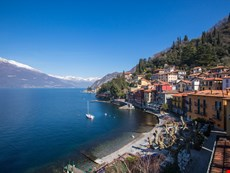 Photo 1 of Reviews of Lake Como apartment in Varenna near shops, restaurants, resorts, and sports activities.