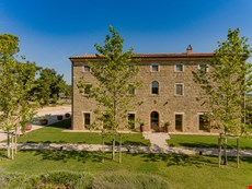 Photo of Converted farmhouse and cottages with pool in the heart of Tuscany wine country.