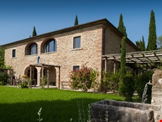 Photo of Countryside villa with garden, pool and on working farm near Arezzo