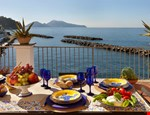 Photo of Stunning Sorrento Coast apartment with views of sea and Capri within walking distance to private beach, small seaside village