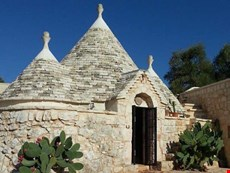 Photo 1 of Historic trullo with pool near Ostuni, markets, shops and restaurants