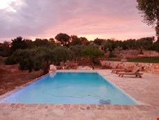Photo 2 of Historic trullo with pool near Ostuni, markets, shops and restaurants