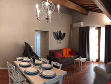 Photo 2 of Gorgeous Tuscany apartment with pools, private garden and views
