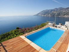 Photo 1 of Maiori villa with pool and sea views near town, beaches, restaurants, shops