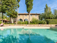 Photo 2 of Rural Woodland Tuscan villa with Pool and BBQ near Montaione