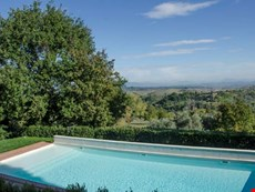 Photo of Charming, traditional Tuscan villa with pool, terrace with views, located in Montaione