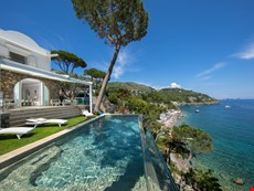 Photo 1 of Luxury  Amalfi  Coast  Beachfront  Villa  with  Panoramic  Sea  Views near  5-star  restaurants