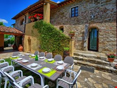 Photo of Villa Rental in Tuscany, San Donato in Poggio