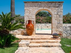 Photo of Charming  Trullo  for  4  with  Pool  near  Alberobello  and  Historic  Attractions!