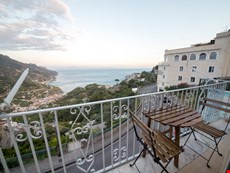 Photo 1 of Charming Ravello apartment, within walking distance to restaurants and shops, offers incredible views of Amalfi coast.