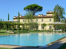 Photo of Renaissance Villa for 29 near Lucca has pool, gardens, wine cellar, sauna, and wellness spa!