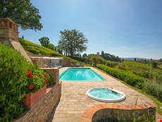 Photo 2 of Villa Rental in Tuscany, Tavarnelle in val di Pesa