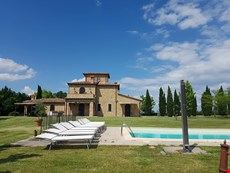 Photo 2 of Umbrian Villa for 14 with Pool, Views, Social Area 