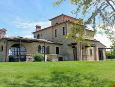 Photo 1 of Umbrian Villa for 14 with Pool, Views, Social Area 