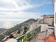 Photo 1 of Ravello apartment with stunning sea views within a short walk to town center and beautiful nature trails!