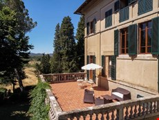 Photo of Villa Rental in Tuscany, Lucignano d'Asso