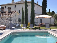 Photo of Villa Rental in Tuscany, Radicofani