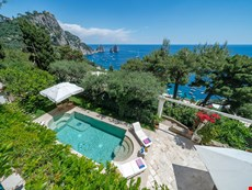Photo 2 of Villa Rental in Campania, Capri