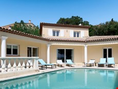 Photo of Villa Rental in Provence, Saint-Aygulf