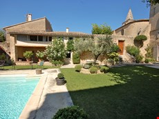Photo 2 of House Rental in Provence, Cabrieres-d'Avignon