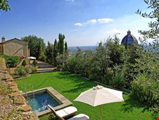 Photo 1 of Reviews of Accommodation Cortona Tuscany