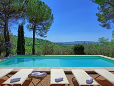 Photo 1 of Family Friendly Villa Rental in Tuscany with Pool