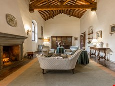 Photo 2 of Apartment in Tuscany in a Historic Castle