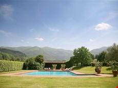 Photo 2 of Large Villa Rental near Vorno, Lucca with Air Conditioning